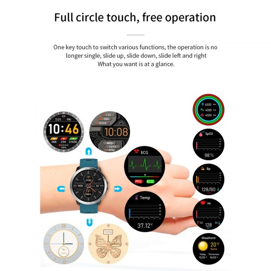 SMARTWATCH M18 plus